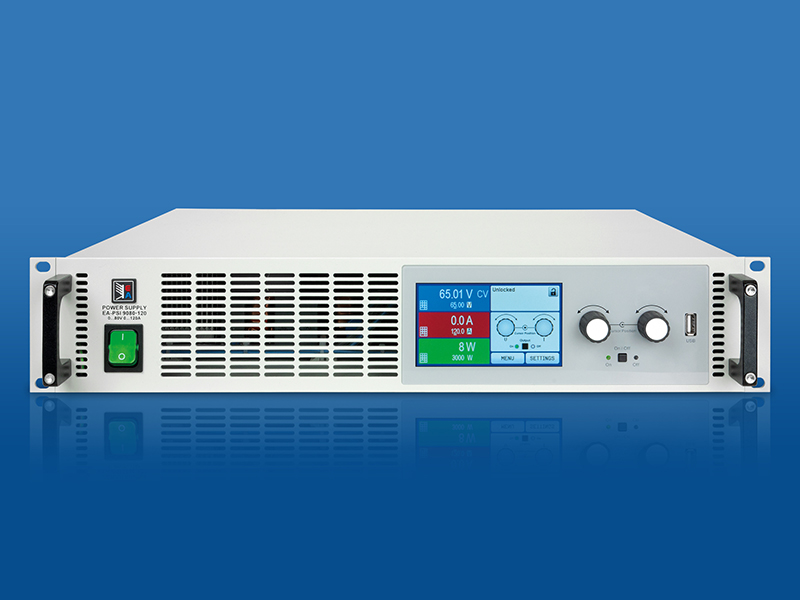 PS/PSI 9000 2U (40-750V, 4-120A, 1-3kW) 高级型